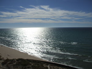 300px-Lake_Michigan_from_Big_Sable_Point_lighthouse