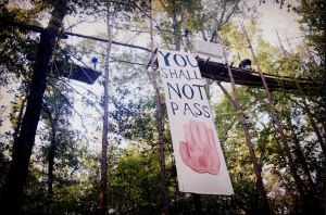 East-Texas-Tree-Sit-Keystone-XL-Tar-Sands-Blockade