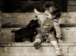 people-and-animals-kid-and-dog